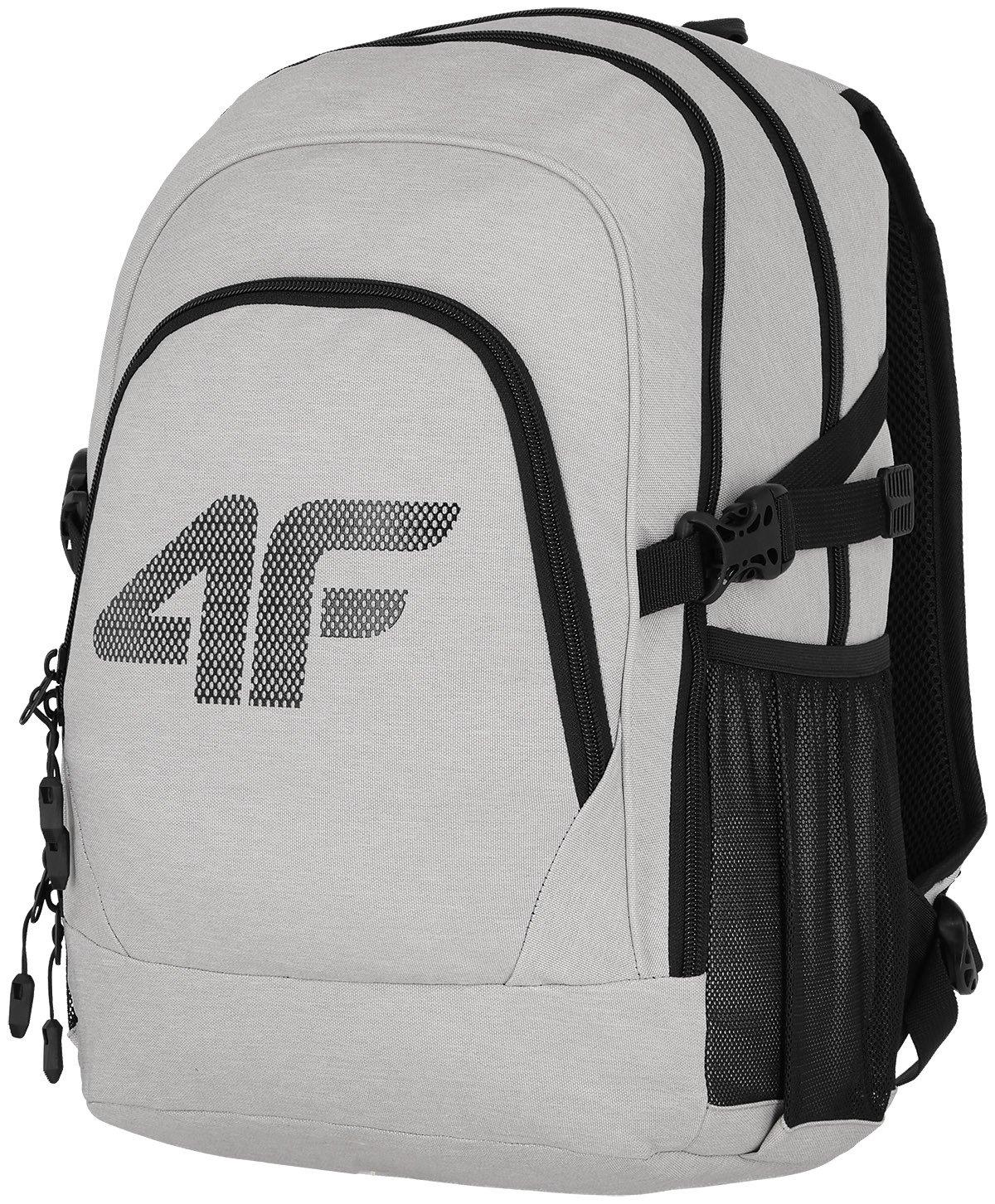 4F Plecak tornister PCU008A Biały