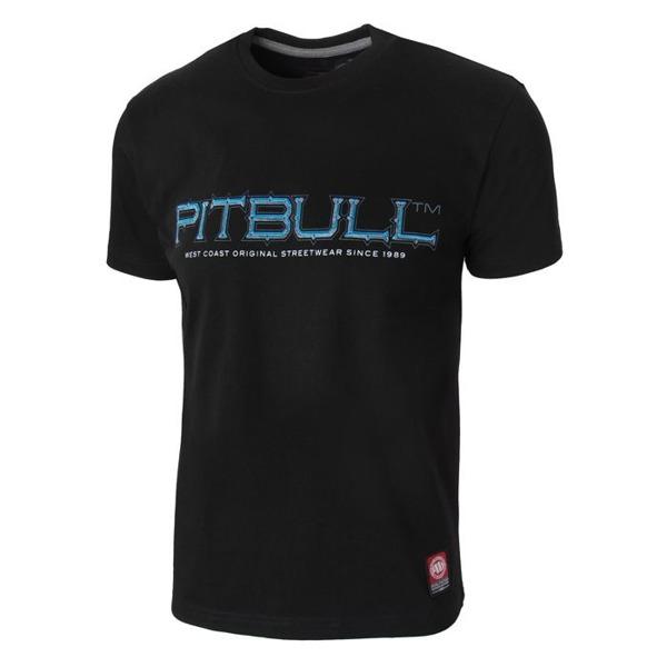 Pit Bull Koszulka BLUE EYED DEVIL'18 Czarna