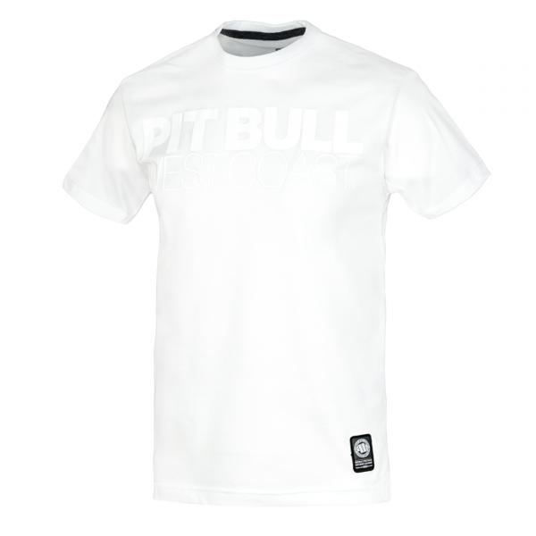 Pit Bull Koszulka SEASCAPE Biała