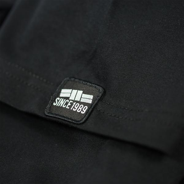 Pit Bull Koszulka SKULL CROSS Czarna