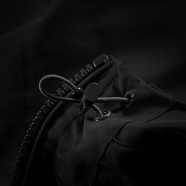 Pit Bull Kurtka przeciwdeszczowa CABRILLO SUMMER Czarna