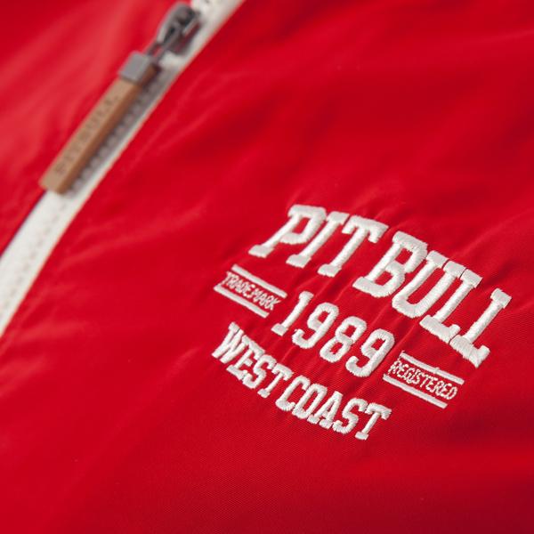 Pit Bull Kurtka RAGWEED Czerwona
