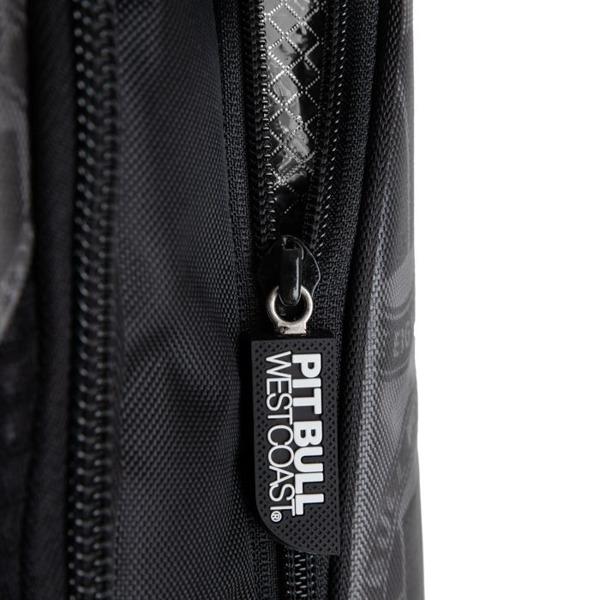 Plecak sportowy Pit Bull duży ESCALA Szary