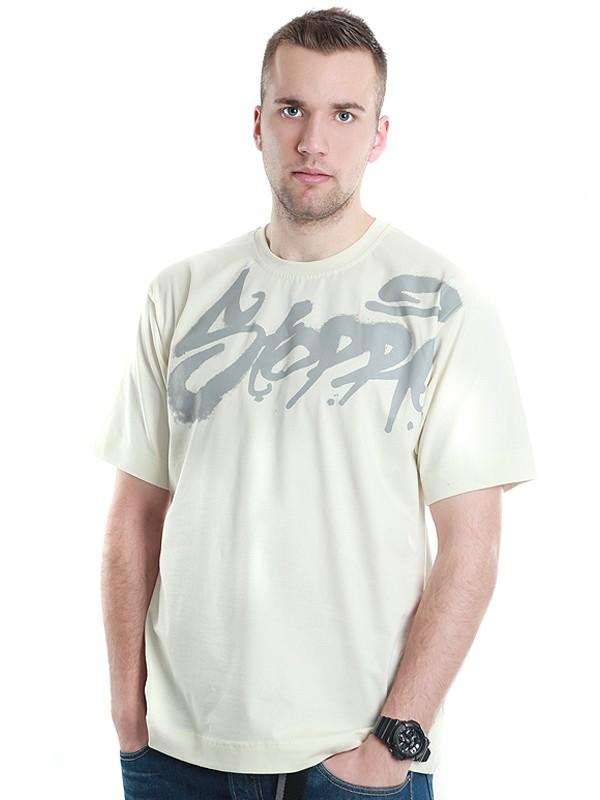 Stoprocent Koszulka Fatcap Beż
