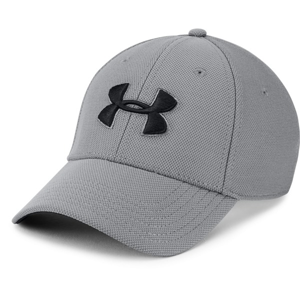 Under Armour Czapka MEN'S BLITZING 3.0 CAP Szara