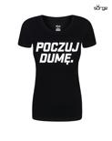Surge Polonia Koszulka damska Poczuj Dumę